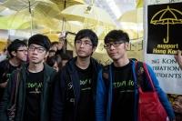 Хонгконг:Оюутнуудын үг хэлэх эрх чөлөө үгүй боллоо