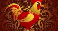 Дөрвөн ногоон мэнгэтэй харагчин тахиа өдөр
