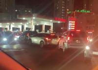 АИ-92 автобензиний нийлүүлэлт хэвийн гэсэн ч жолооч нар ШТС-ийн гадаа дугаарлан хонолоо