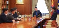 УИХ-ын нөхөн сонгуулийн дүнг Монгол Улсын Ерөнхийлөгчид өргөн мэдүүллээ