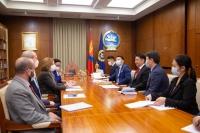У.Хүрэлсүх: Монгол Улс цөлжилтийн эсрэг ЕСБХБ-тай бүх талаар хамтран ажиллахад бэлэн байна