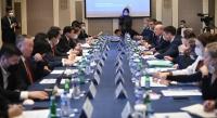 """Хийн хоолойн төслийн асуудлаар """"Газпром"""" НХН-ийн удирдах зөвлөлийн орлогч дарга В.А.Маркеловтой уулзлаа"""