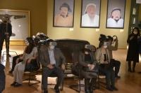 """Монголын Үндэсний музей  """"Монголын эзэнт гүрэн""""  танхимдаа 2D, 3D, VR технологийг бүрэн хэмжээгээр нэвтрүүллээ"""